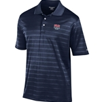Champion Men's Textured Stripe Polo