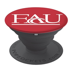 FAU RED POP SOCKET